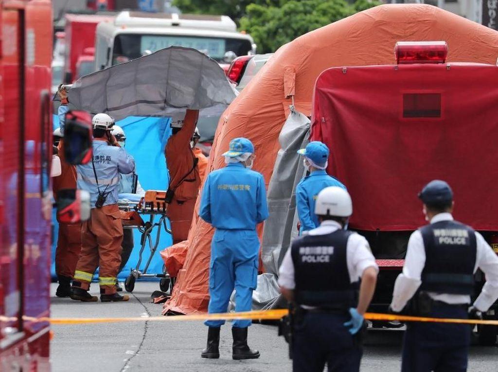 Penikaman Massal Gegerkan Jepang, Begini Situasinya