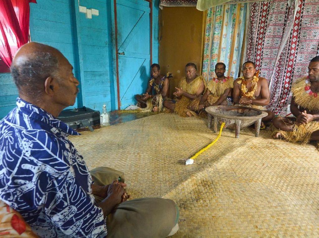 Foto: Tradisi Minuman Berbahaya Ala Fiji