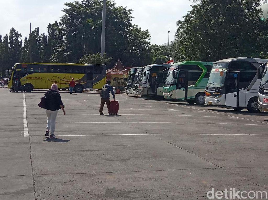Semua Terminal Bus Mau Disulap Jadi Modern dan Punya SPBU