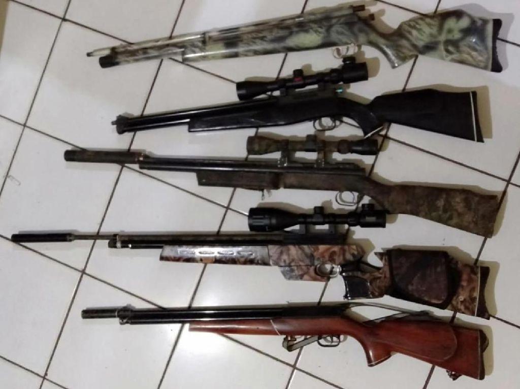 Teka-teki Koboi Tembak 2 Orang di Sukabumi