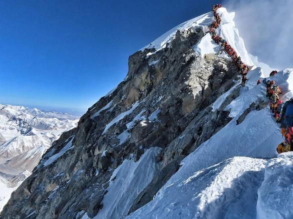 Ini Sebab 9 Pendaki Gunung Everest Tewas di 2019