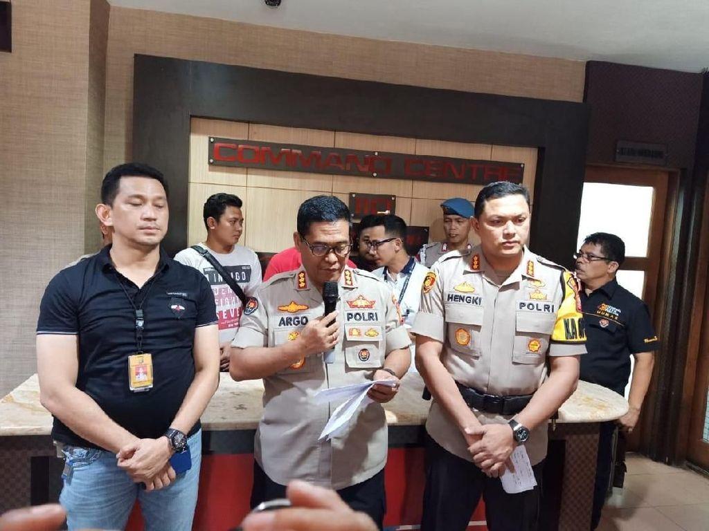 Hina Jokowi Via Medsos, Jerry D Gray Dijerat Pasal Ujaran Kebencian