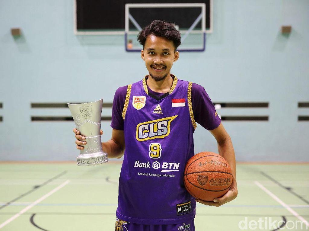 Mengenal Kapten CLS Knights Indonesia Sandy Febiansyakh