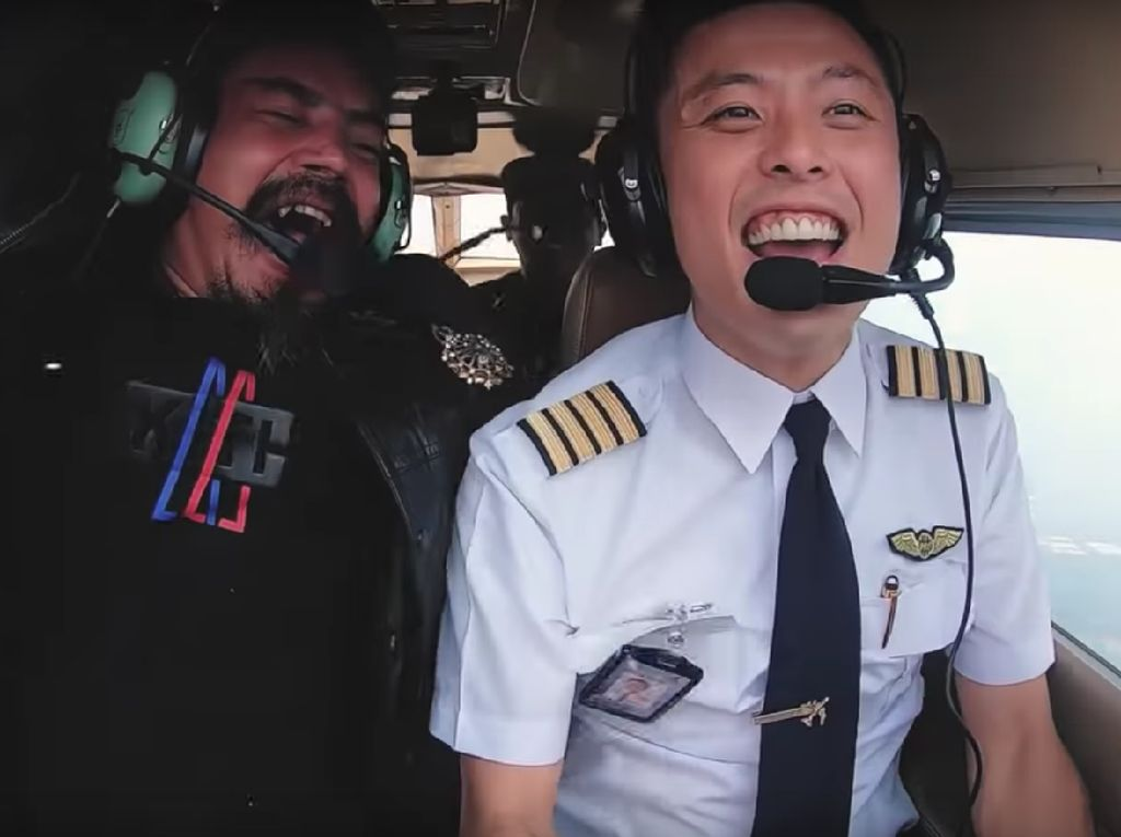 Izin Terbang Single Engine Dicabut, Capt Vincent Buka Suara