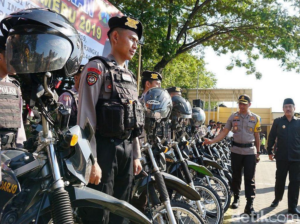 Amankan Lebaran, Polresta Sidoarjo Terjunkan 771 Personel Gabungan