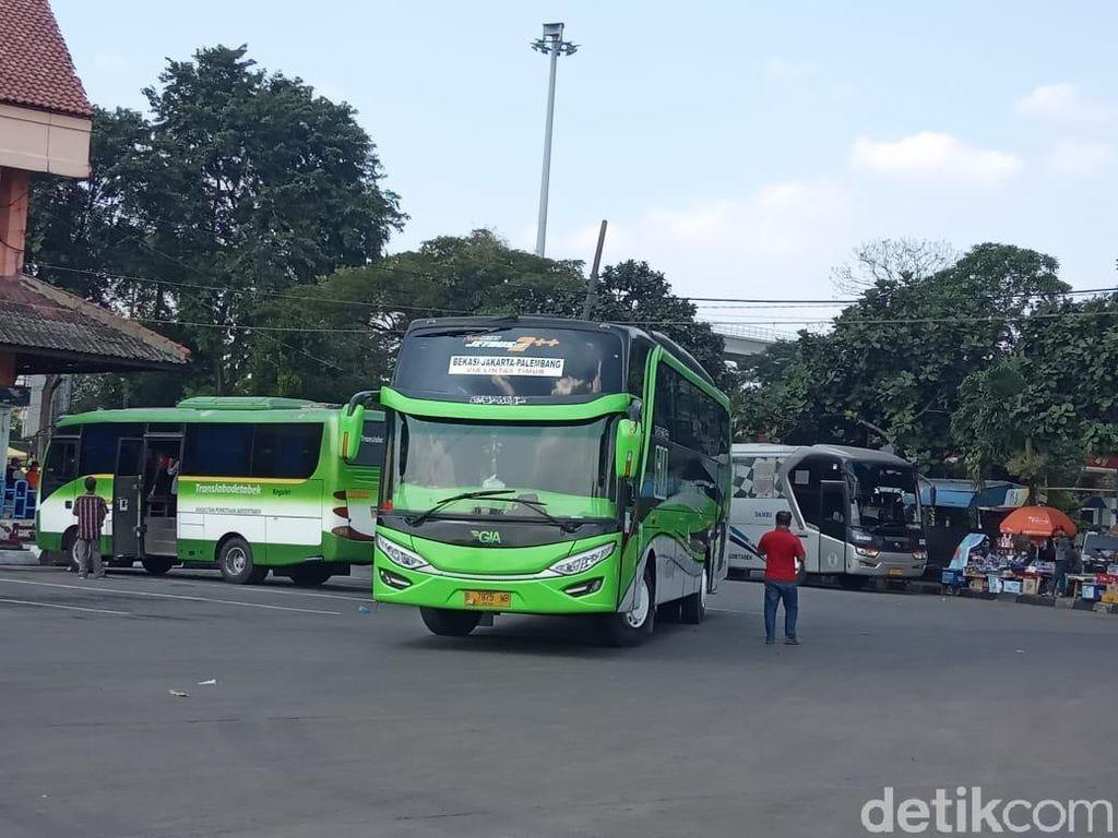 Ragam Alasan Bus Masih Jadi Primadona Pemudik