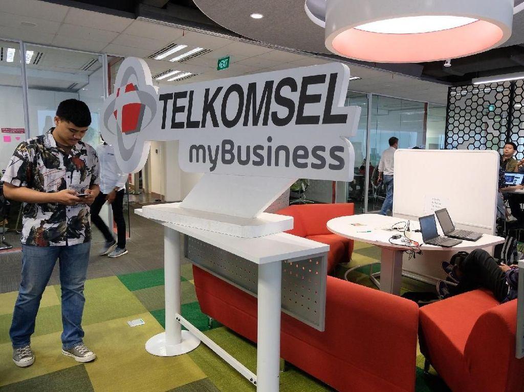 Telkomsel Hadirkan TEMS, Solusi Keamanan Berlapis di Perangkat Mobile