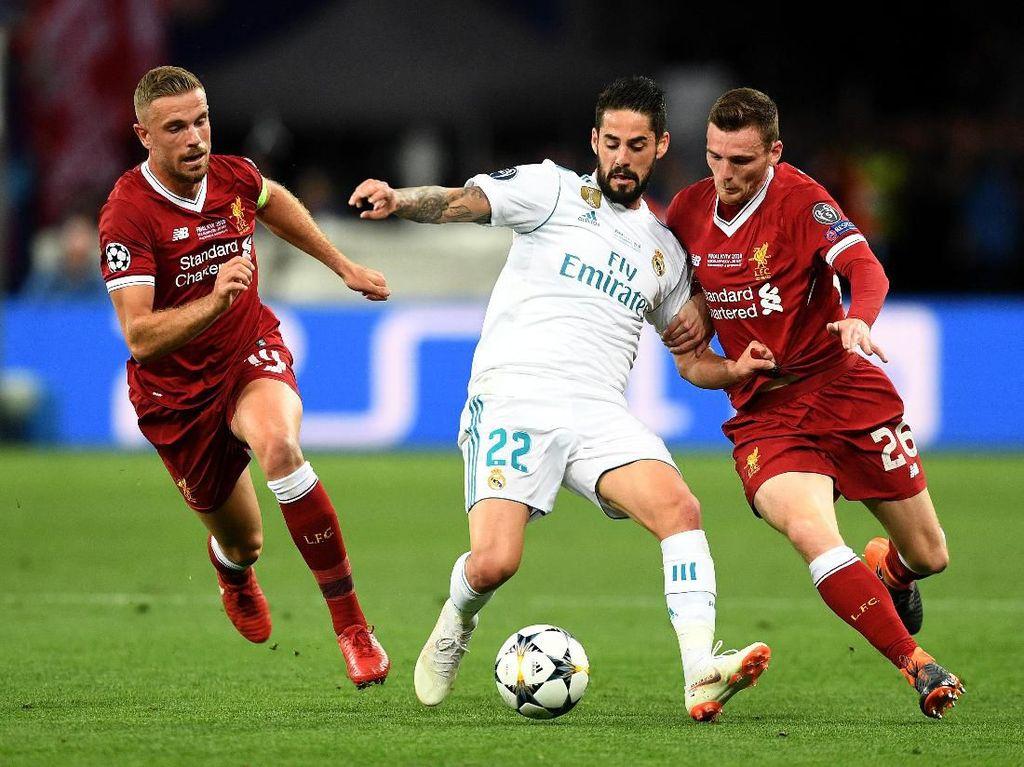 Kekalahan dari Madrid Membakar Liverpool Musim Ini