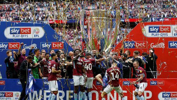 Aston Villa Promosi ke Premier League