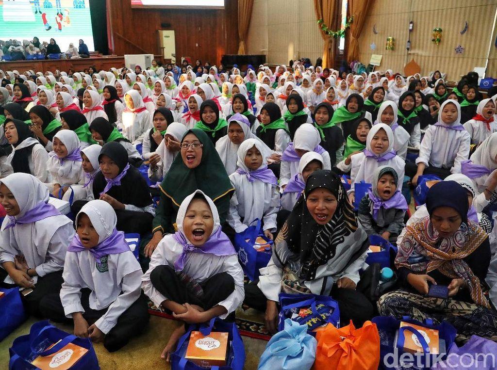 Pertamina Buka Puasa Bersama Anak Yatim