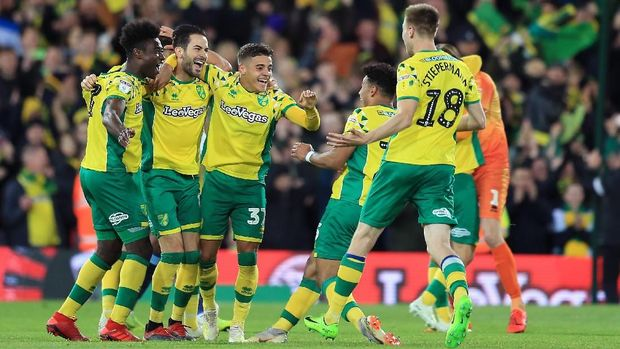 Norwich City, Sheffield United, Aston Villa 5