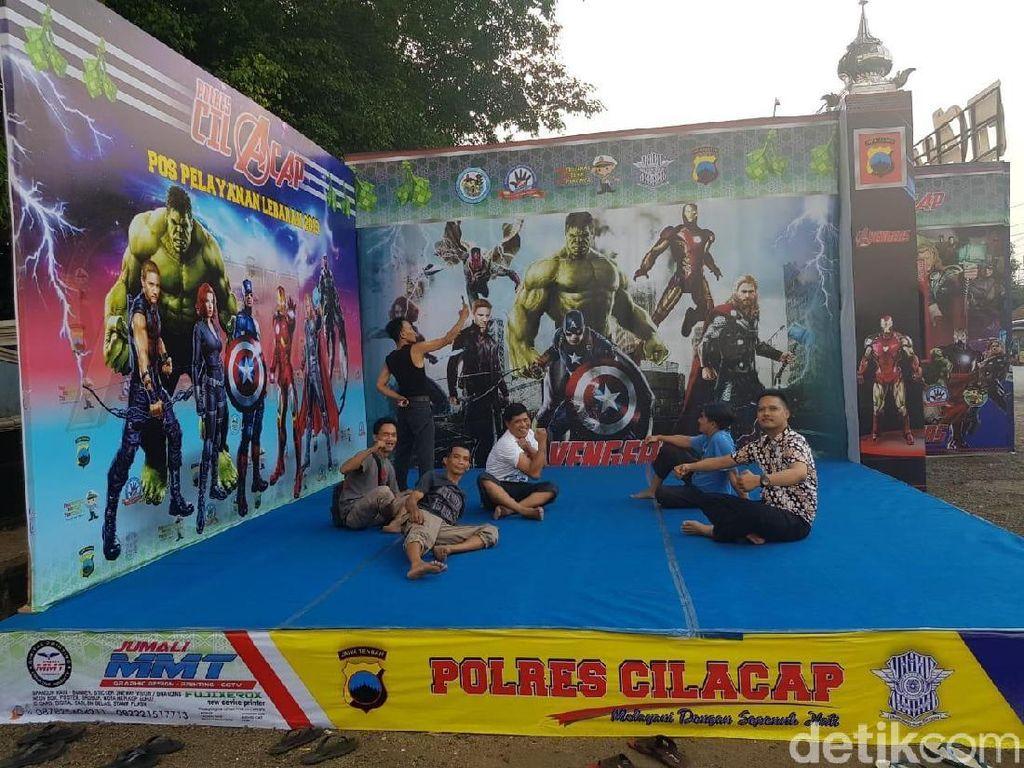 Beda Nih, Ada Pos Pelayanan Mudik Avengers di Lintas Selatan Jawa