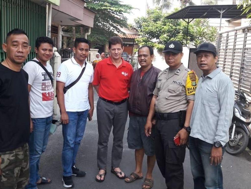 Video Jerry Gray Hina Jokowi Diambil di Wisma 9 Saat Aksi 22 Mei