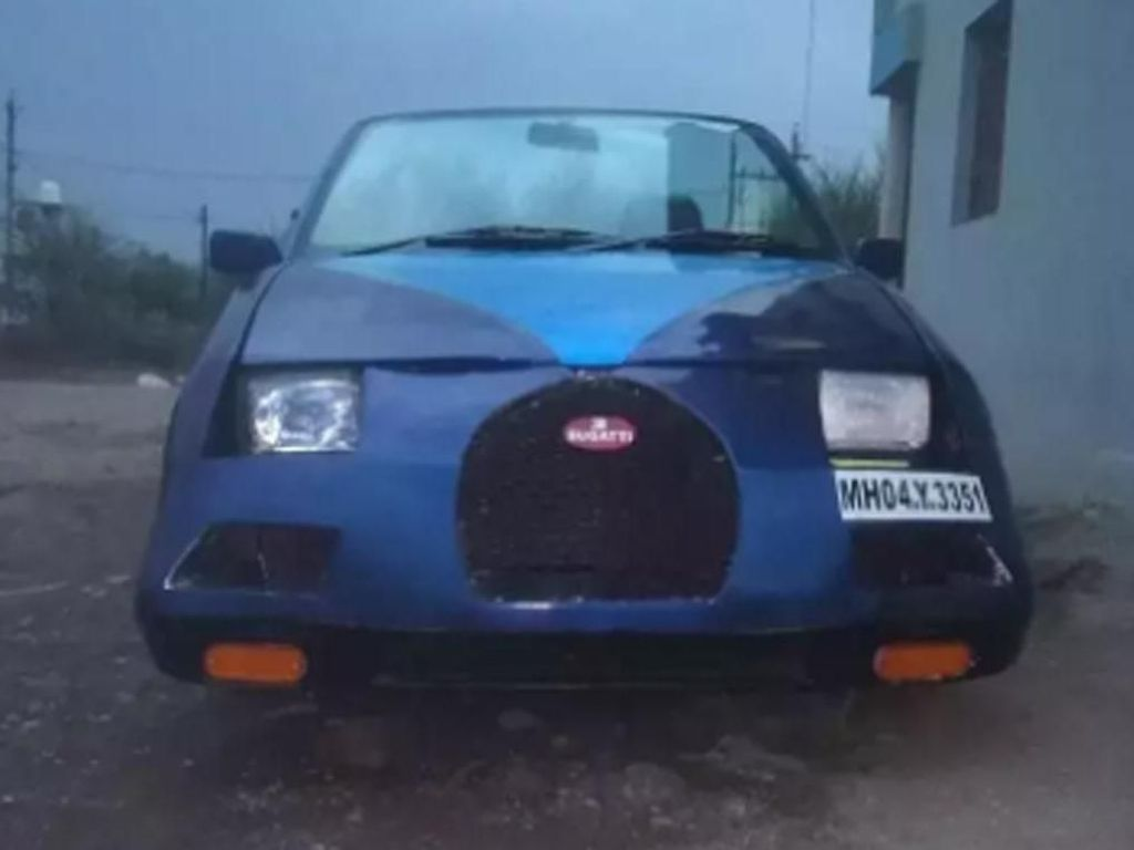 Bugatti KW Nggak Sampai Rp 100 Juta