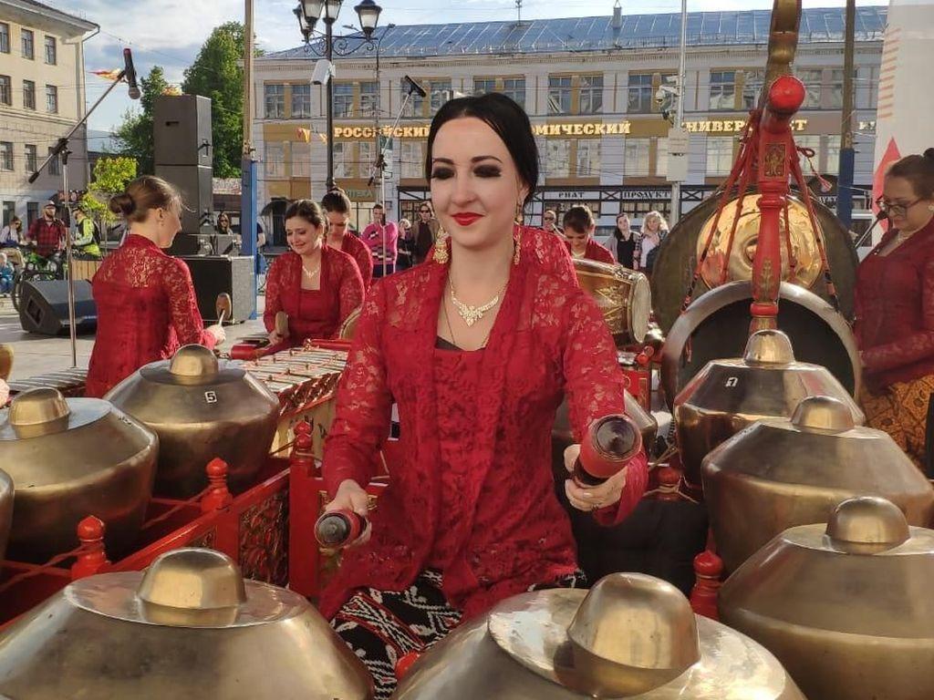 Gema Budaya Indonesia di Golden Ring Rusia