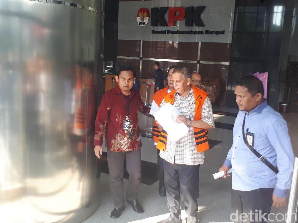Sofyan Basir Meriang Saat Diperiksa KPK