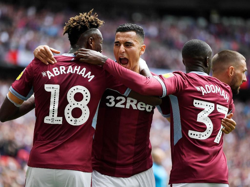 Aston Villa Promosi ke Premier League