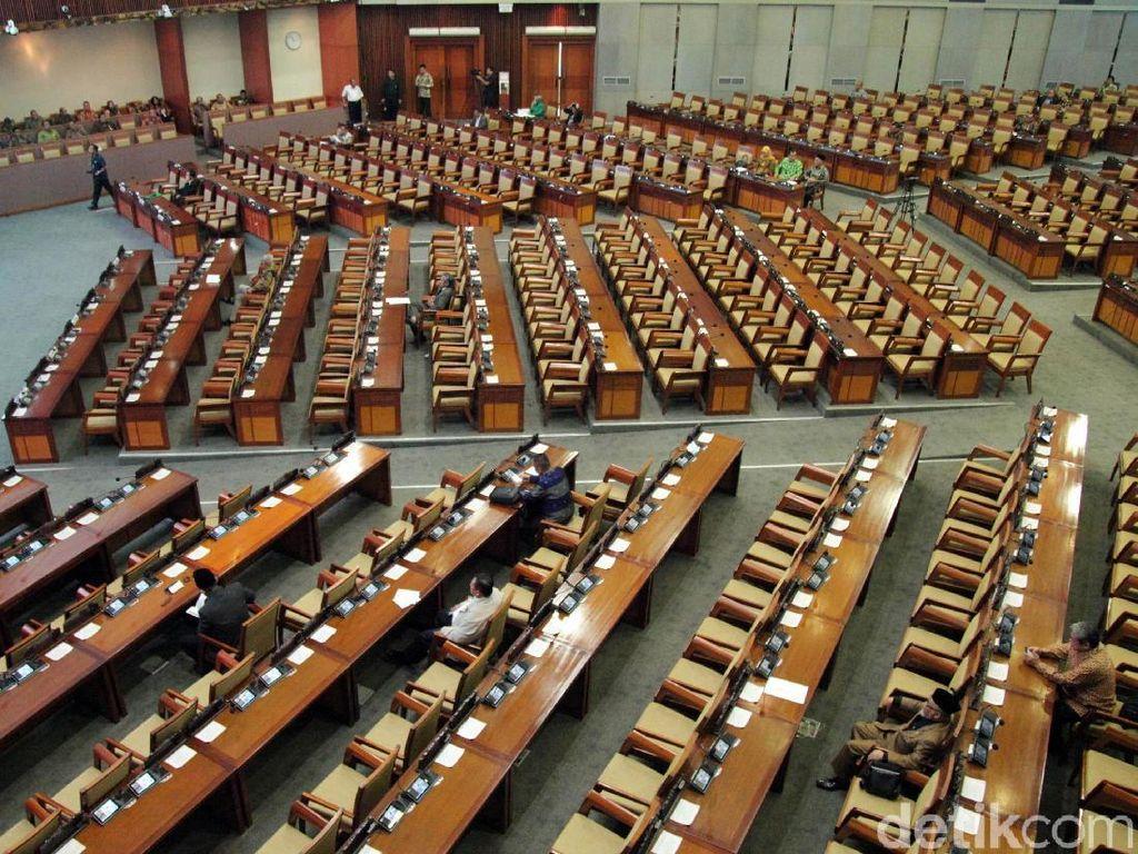 Interupsi Paripurna, Anggota F-Gerindra Desak Pembentukan TGPF Kerusuhan 22 Mei