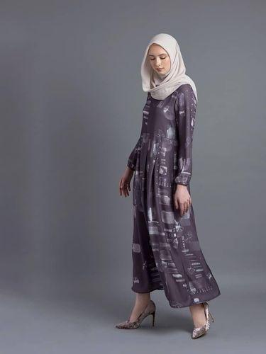 7 Rekomendasi Dress Motif Kekinian untuk Idulfitri di Bawah Rp 500 Ribu