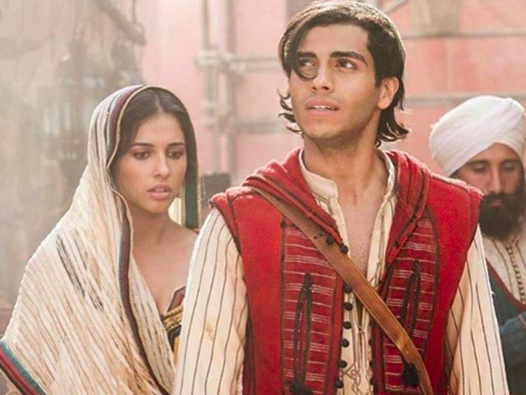 Ketika Aladdin Tak Bepergian Naik Karpet Terbang