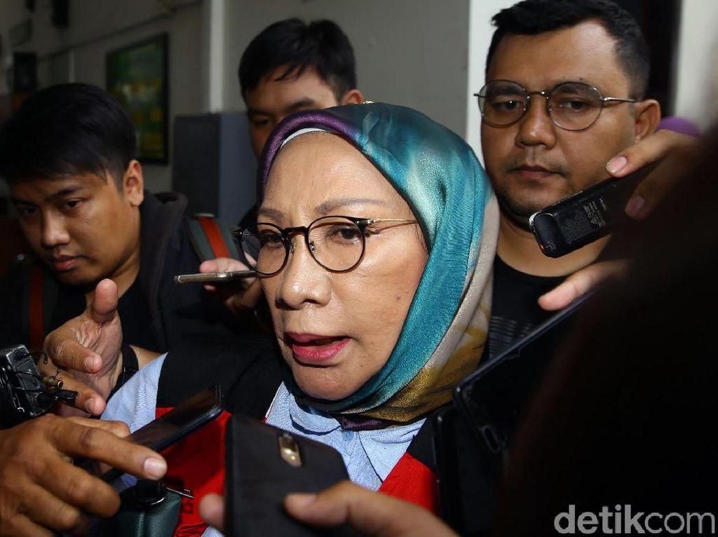 Ratna Sarumpaet Merasa Kasusnya Dipolitisasi: Saya Stress!
