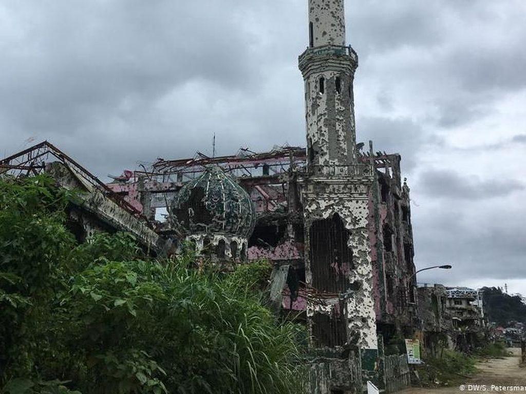 Penundaan Rekonstruksi Marawi Bisa Jadi Bumerang Bagi Pemerintah Filipina