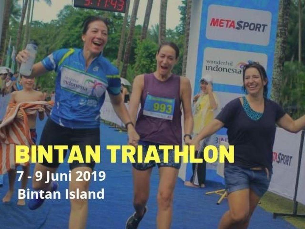 Bintan Triathlon 2019 Akan Dikemas dalam Suasana Lebaran
