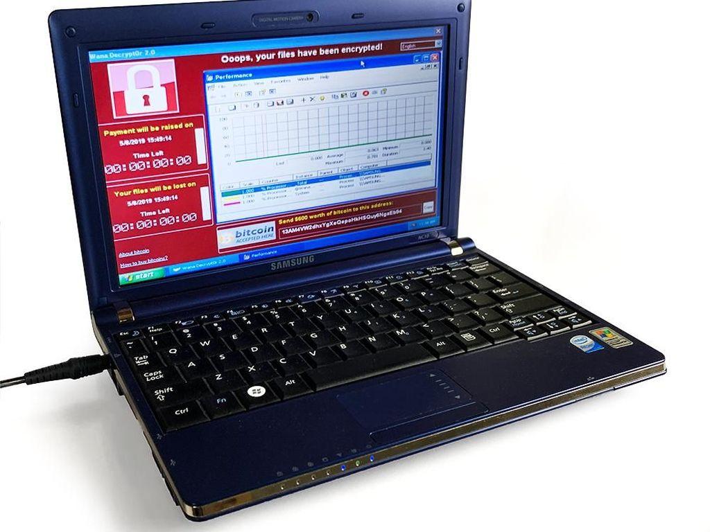 Laptop Paling Mengerikan Sedunia Laku Rp 19,3 Miliar