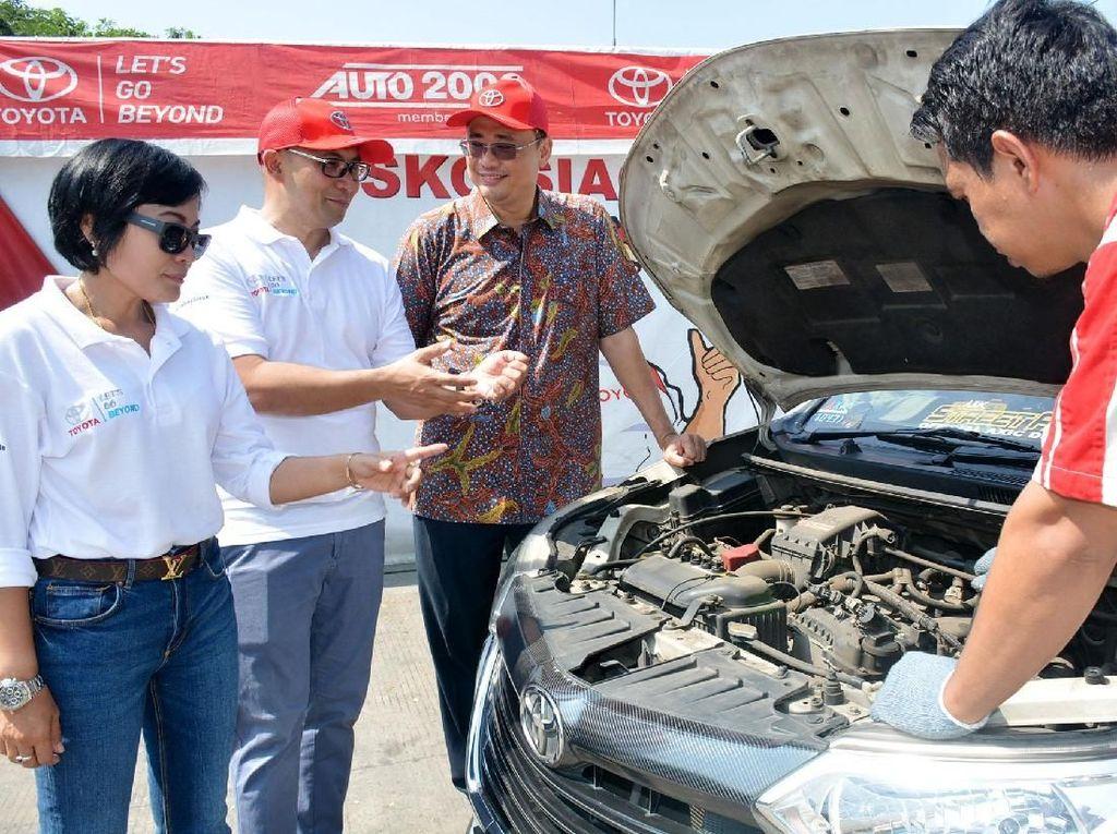 Libur Lebaran, Toyota Siagakan 300 Layanan Mudik
