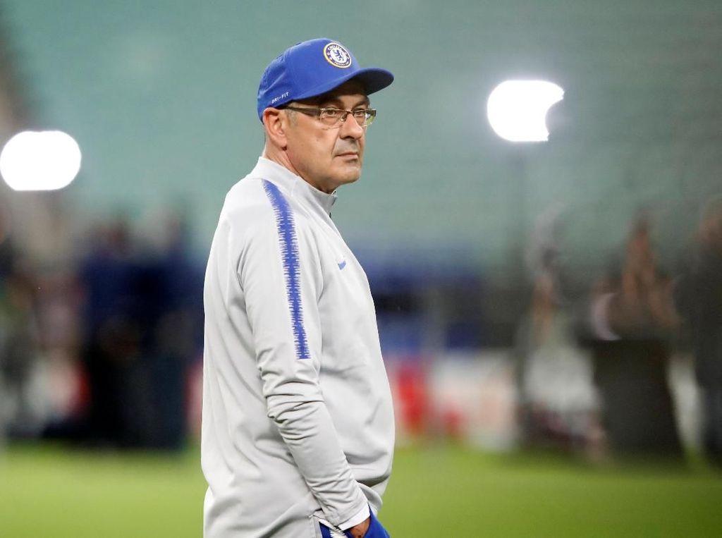 Tinggalkan Chelsea, Maurizio Sarri Gabung Juventus