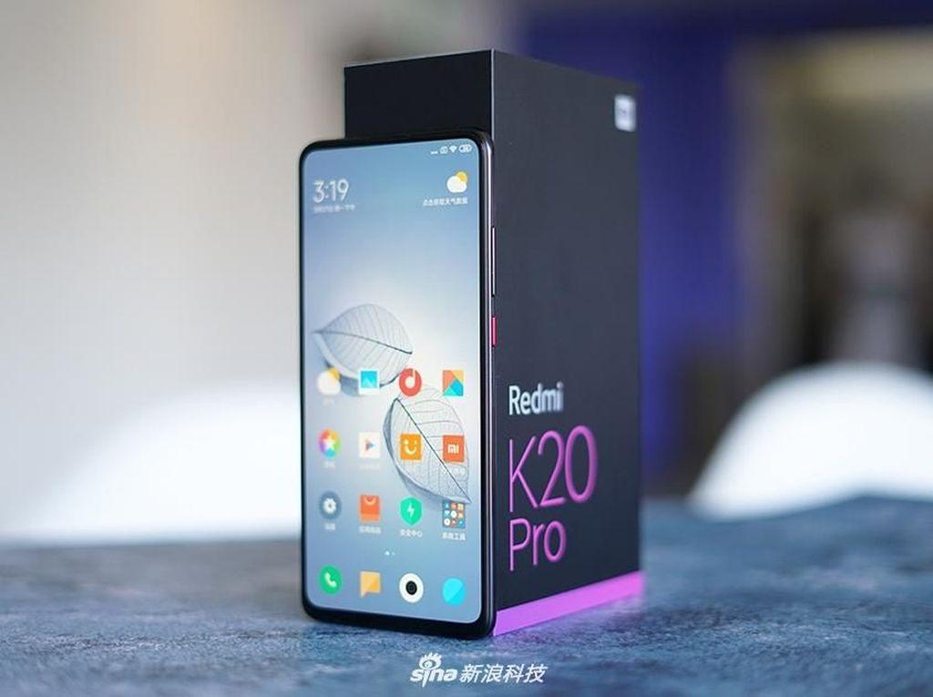Redmi K20 Pro Diklaim Jadi Raja Baru AnTuTu