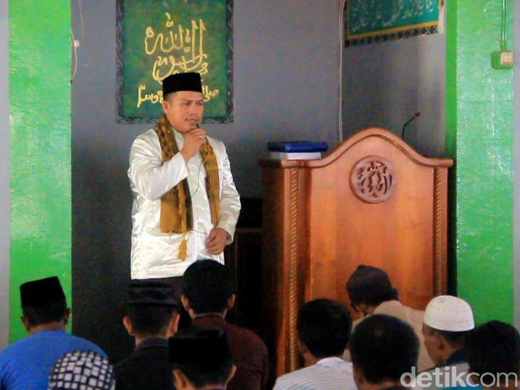 Cerita Eks Napi di Sulsel Jadi Dai, Bangun Masjid hingga Tulis Buku