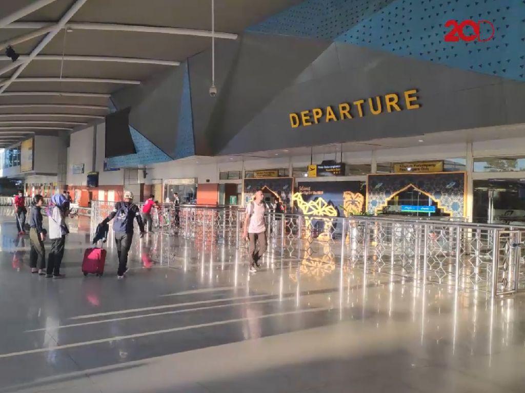 Lagi, 2 Penumpang di Bandara Hasanuddin Pakai Surat Tes PCR Palsu Ditangkap