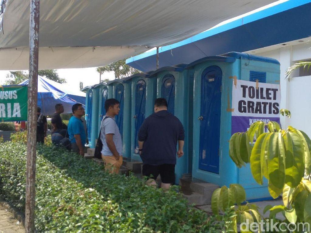 Pengelola Tol Cipali Tambah Toilet dan Lahan Parkir di Rest Area