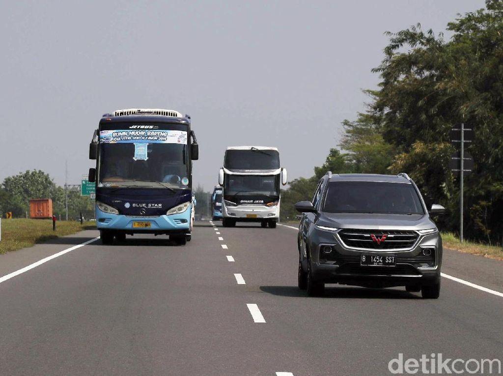 Siap Mudik Lewat Tol Trans Jawa, Sudah Tahu Batas Kecepatannya?