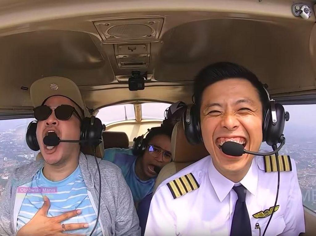 Kata Menhub Soal Pencabutan Lisensi Terbang Vincent Raditya