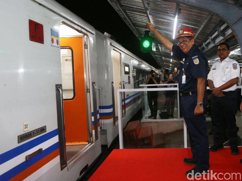 Kini Stasiun Jakarta Kota Layani Kereta Jarak Jauh