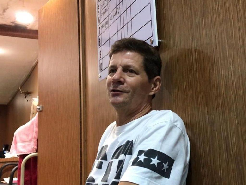 Jerry D Gray Resmi Ditahan Polisi karena Hina Jokowi