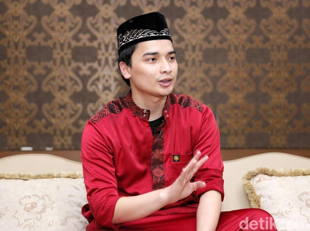 Alvin Faiz Bingung Ditanya Poligami