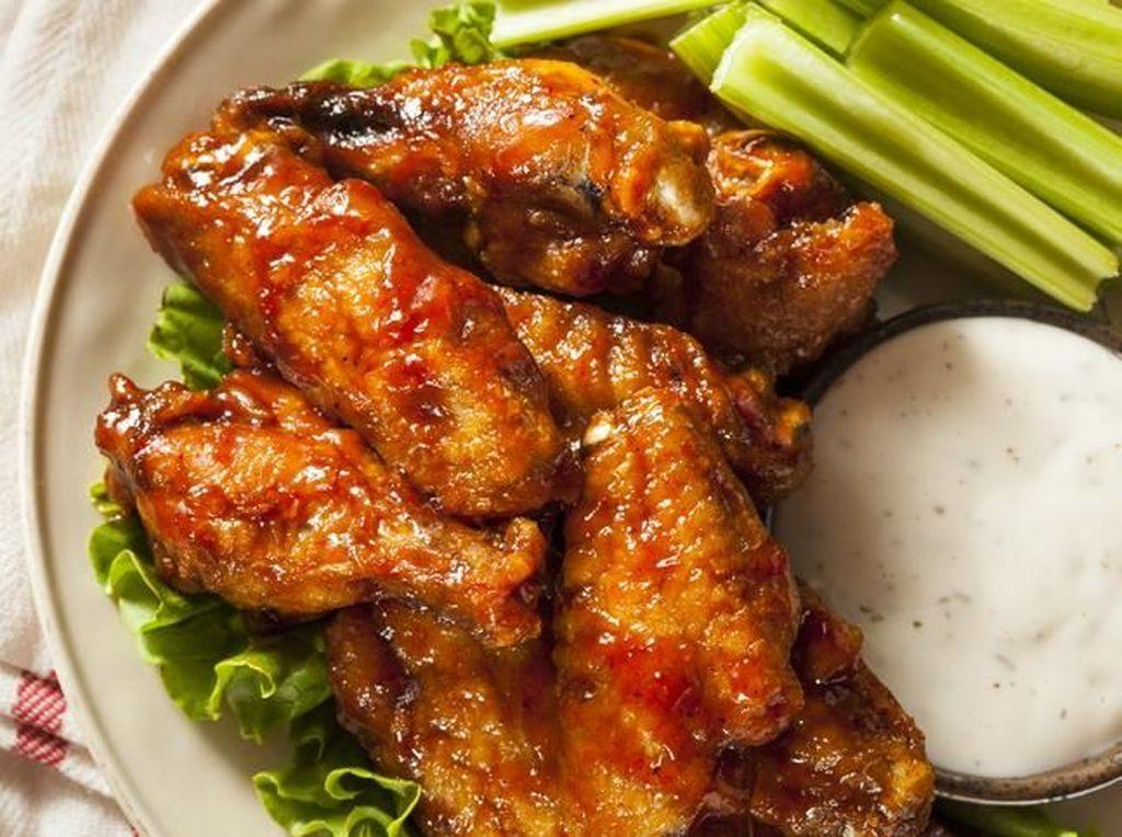 Masak Apa Hari Ini : Sup Kakap dan BBQ Sayap Ayam yang Sedap