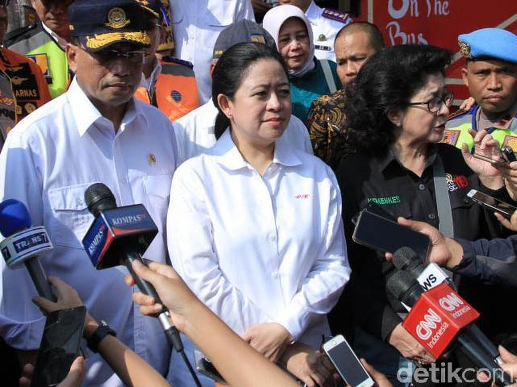 Momen Kunjungan Para Menteri ke Jalur Nagreg