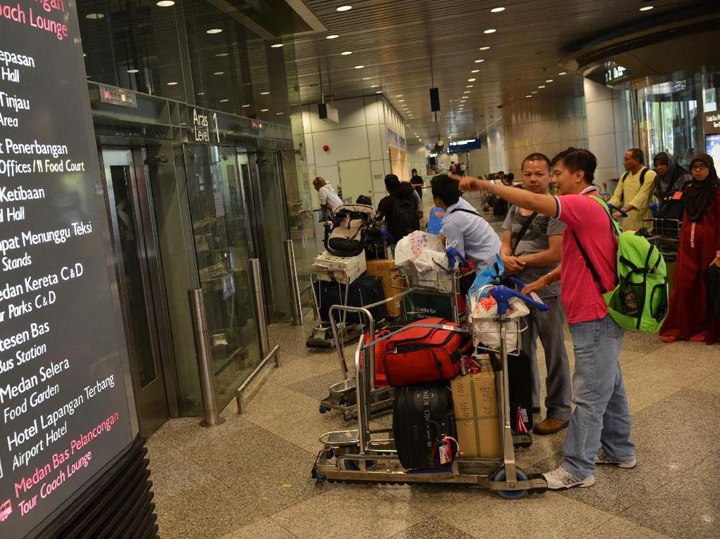 14.000 Warga Jabodetabek Mudik Pakai Bus Saat Darurat Corona