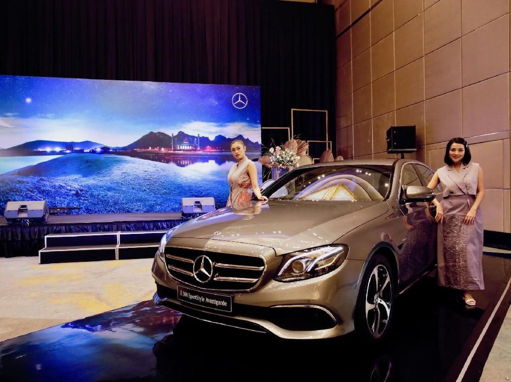 Tampang Anyar Dua Mercedes-Benz E-Class