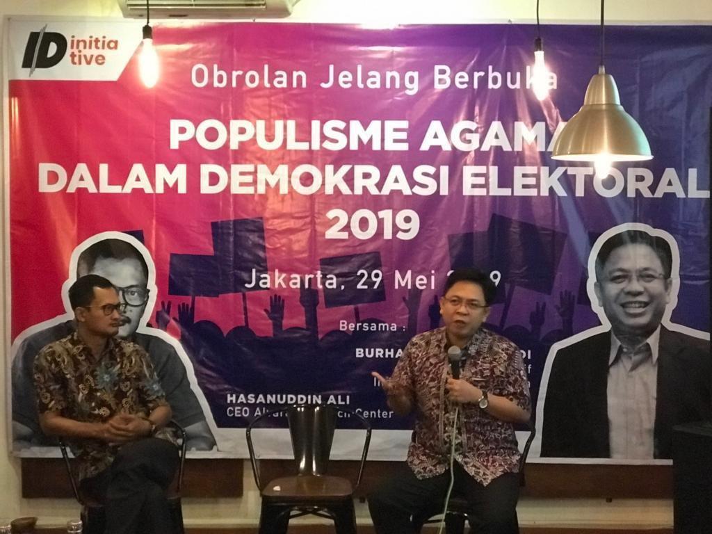 Indikator Politik: Nahdlatul Ulama Jadi Penentu Kemenangan Jokowi