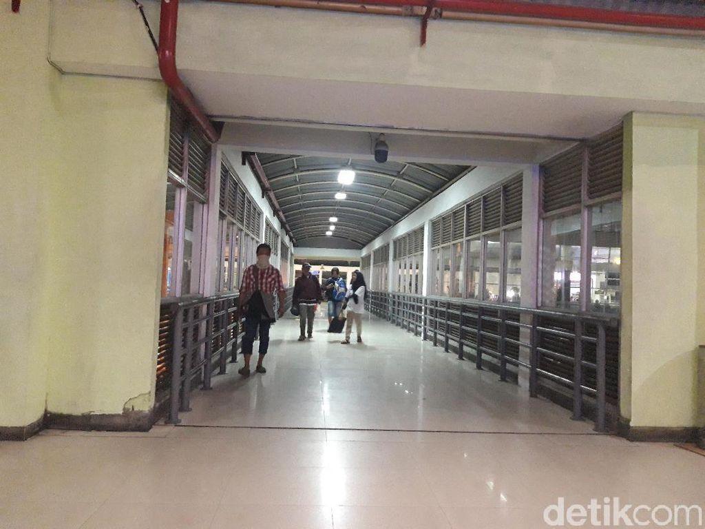 H-7 Lebaran, Belum Ada Lonjakan Penumpang  di Terminal Purabaya