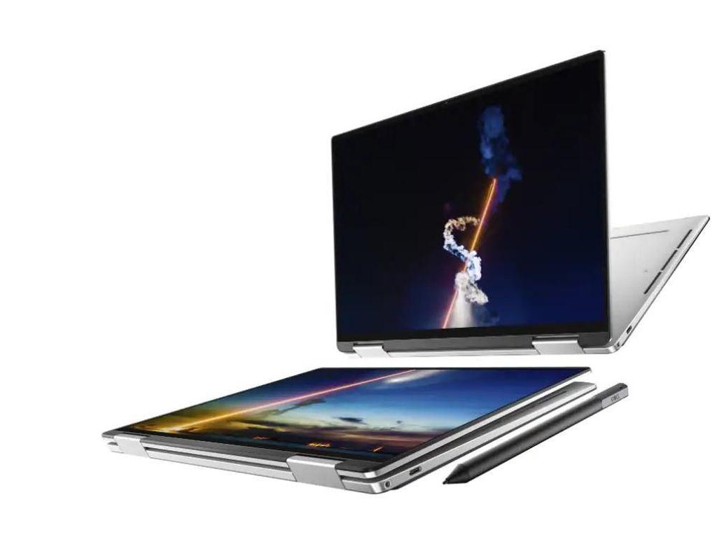 Dell XPS 13 2-in-1 Anyar Punya Layar Kece