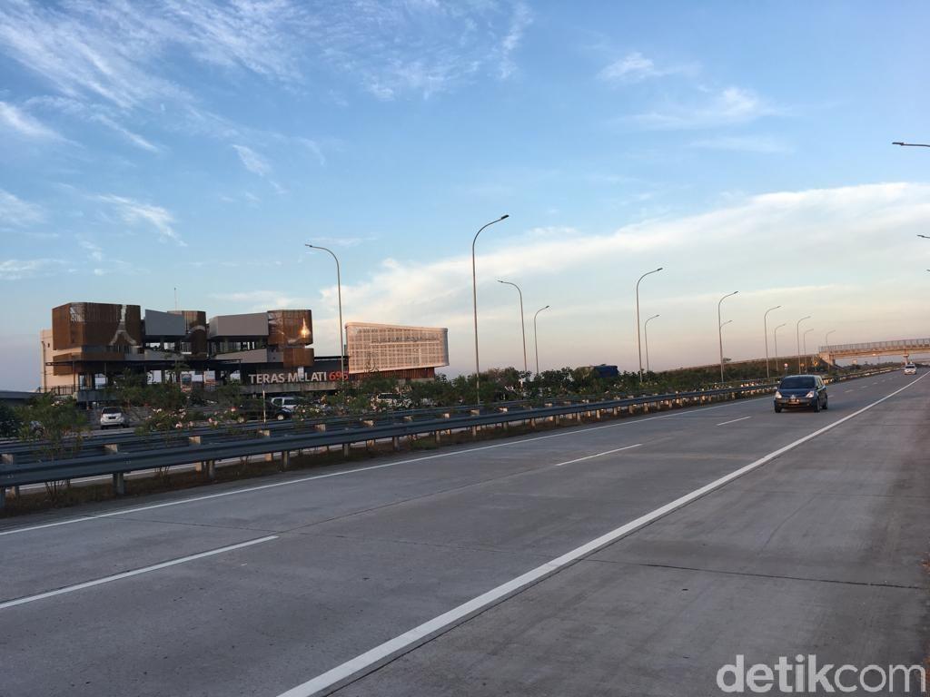 Dear Pemudik, Ada Dua Titik Rawan Kecelakaan di Tol Jombang-Mojokerto