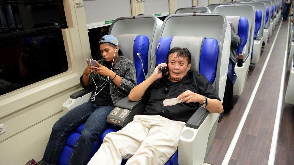 Nyamannya Mudik dengan Kereta Sleeper Luxury 2