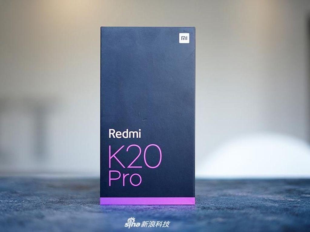 Penampakan Redmi K20 Pro, Ponsel Gahar Rp 5 Jutaan