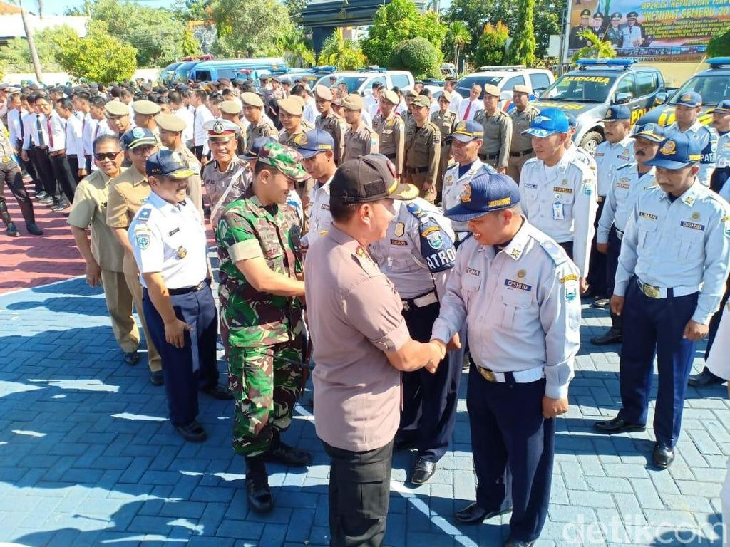 Mudik Lebaran, 3 Pos Pengamanan dan Sniper Disiapkan di Probolinggo
